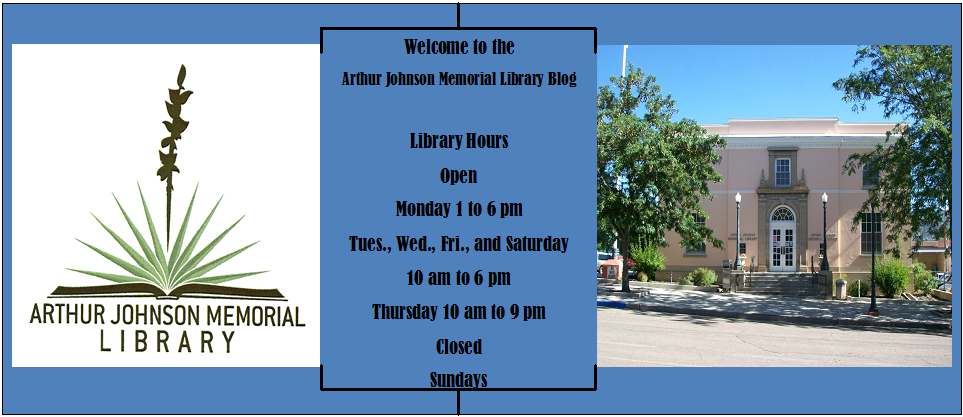 Arthur Johnson Memorial Library