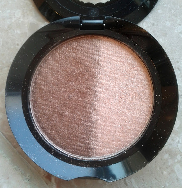 Too Faced Eye Shadow Duo in Totally Toasted