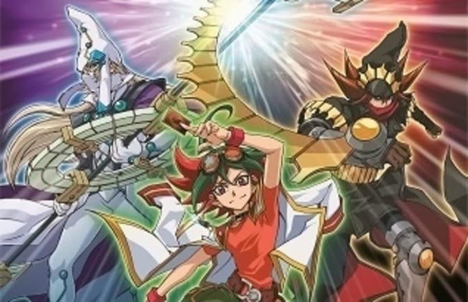Yu Gi Oh: Arc-V