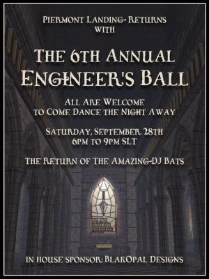 The 6th Annual Engineer's Ball
