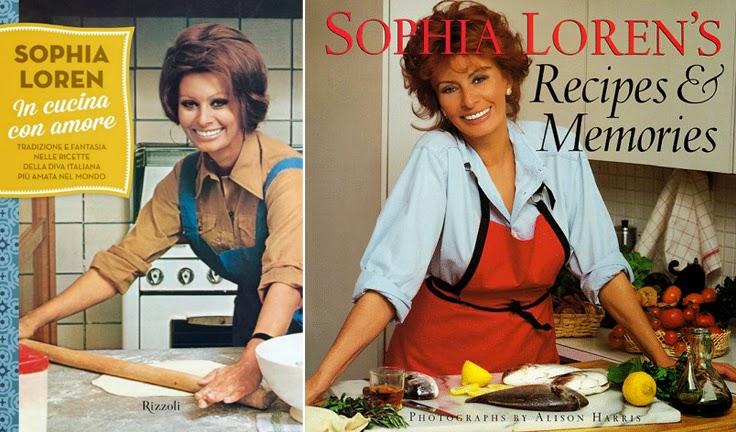 arteeblog: sophia loren ? uma homenagem - com fotos e incríveis vídeos - In Cucina Con Amore