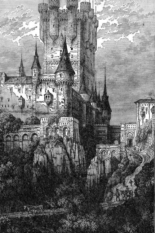 gothic castle 3 by - photo #28