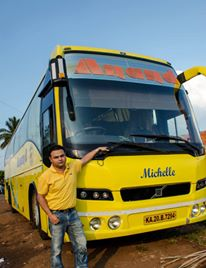 ANAND VOLVO B7R MARK 3