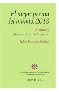 V Premio Internacional de Poesía Jovellanos. El Mejor Poema Del Mundo, 2018