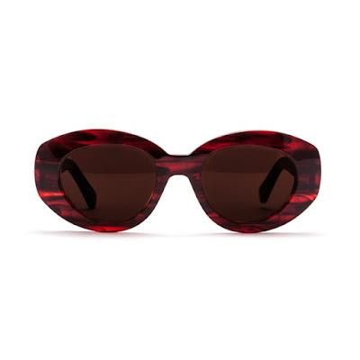 saldos Wish list da Bimba&Lola - óculos castanhos e vermelhos