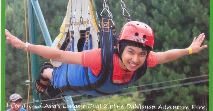 asia s longest dual zipline bukidnon philippine anatomy and beyond