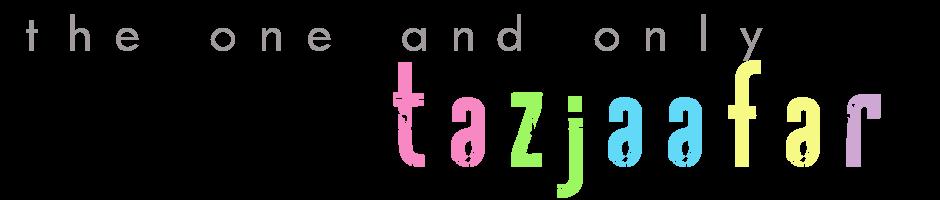 Taz Jaafar