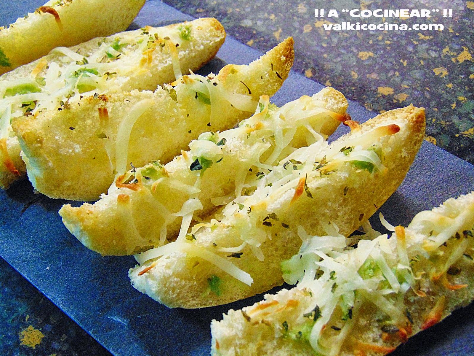 Aperitivos o entrantes calientes variados a cocinear - Como hacer aperitivos frios ...