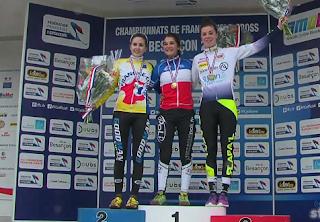 Championnat de France U19 Hélène Clauzel