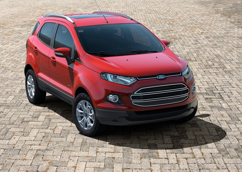Ford Sports Cars Car Garage | Ford Ecosport