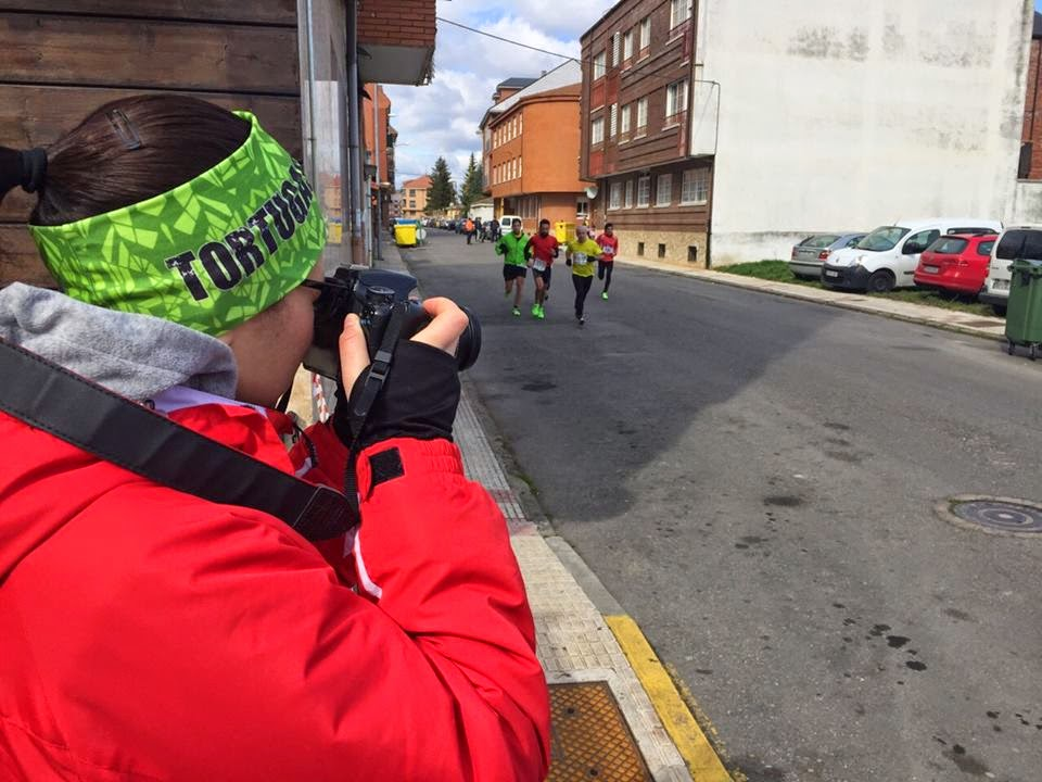 fotografa y corredora