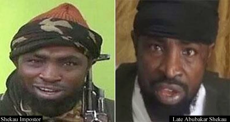 real shekau is dead