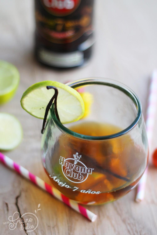 Havana Cocktail Cubain 7 ans - Une Graine d'Idée