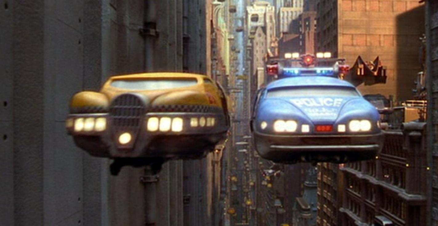 Just A Car Guy The Quot Fifth Element Quot Taxi And Cop Car