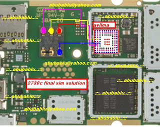 nokia 2730c final sim solution