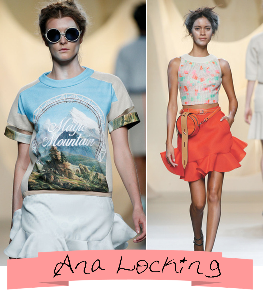 MBFW 2014 Ana Locking