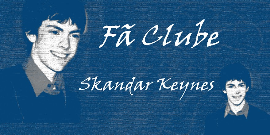 Fã Clube Skandar Keynes Brasil