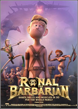 download Ronal The Barbarian Dublado 2012 Filme