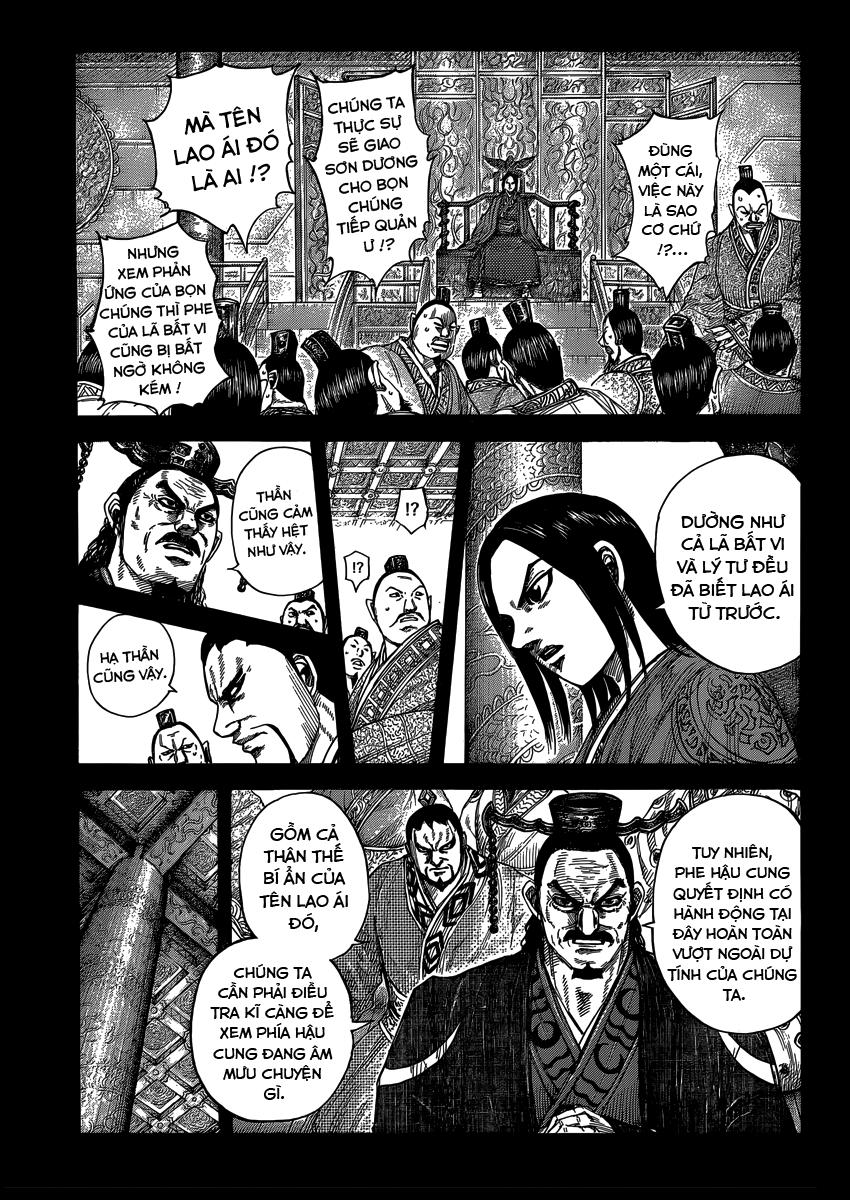 Kingdom - Vương Giả Thiên Hạ Chapter 403 page 12 - IZTruyenTranh.com