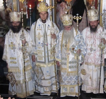 THE HOLY SYNOD OF THE TRUE ORTHODOX CHURCH OF GREECE