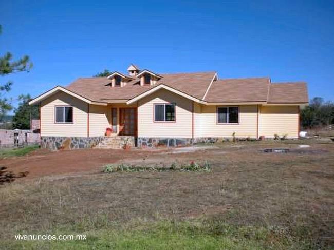 Arquitectura de casas ejemplos y modelos de casas americanas for Estilos de viviendas