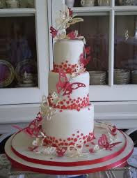 Butterfly Wedding Cake Decorations Pictures