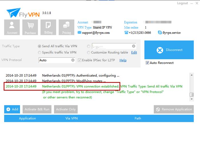 Netherlands-VPN