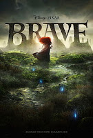 Brave Teaser Poster 30 Movies for Teens 2012