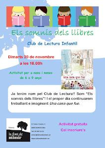 CLUB DE LECTURA PETIT MIMIR
