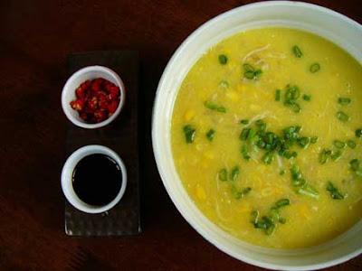 Sup Jagung Manis