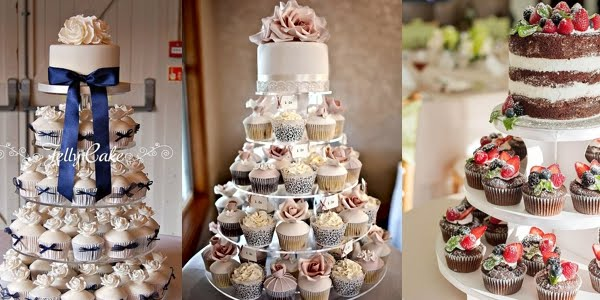 Amazing Cupcakes For Weddings
