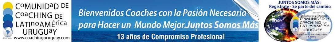 Comunidad de Coaching de Latinoamérica  Juntos Somos Más - Uruguay