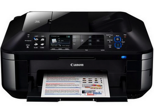 Canon PIXMA MX884 Driver Free Download