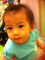 Eryna @ 12-month (6.9kg)