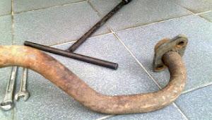 Tips Mencegah Karatan Pada Knalpot Motor