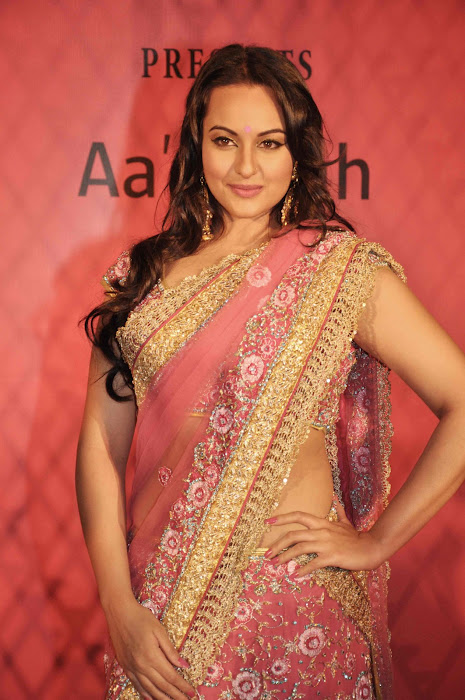 sonakshi sinha on the rfor maheka mirpuri glamour images