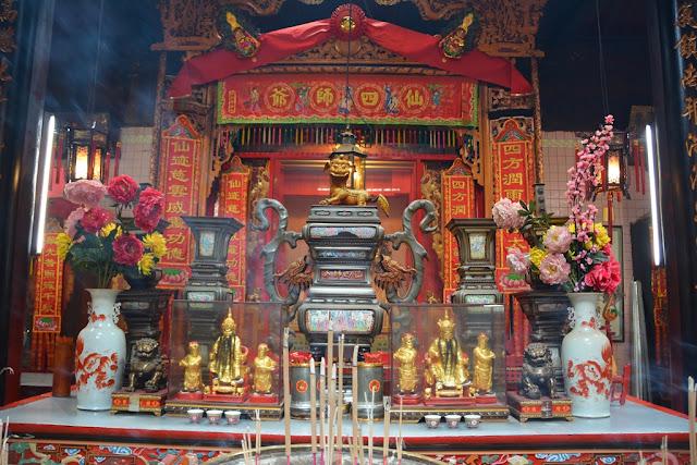 Sze Ya Temple KL