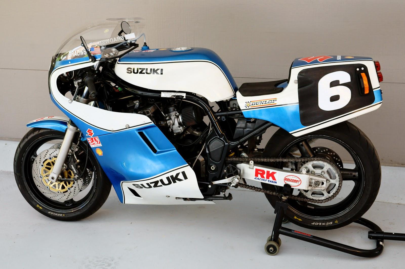 Bmw Gs 650 >> Suzuki Bandit GSF 1200 Tribute GS1000R Endurance | 99garage | Cafe Racers Customs Passion ...