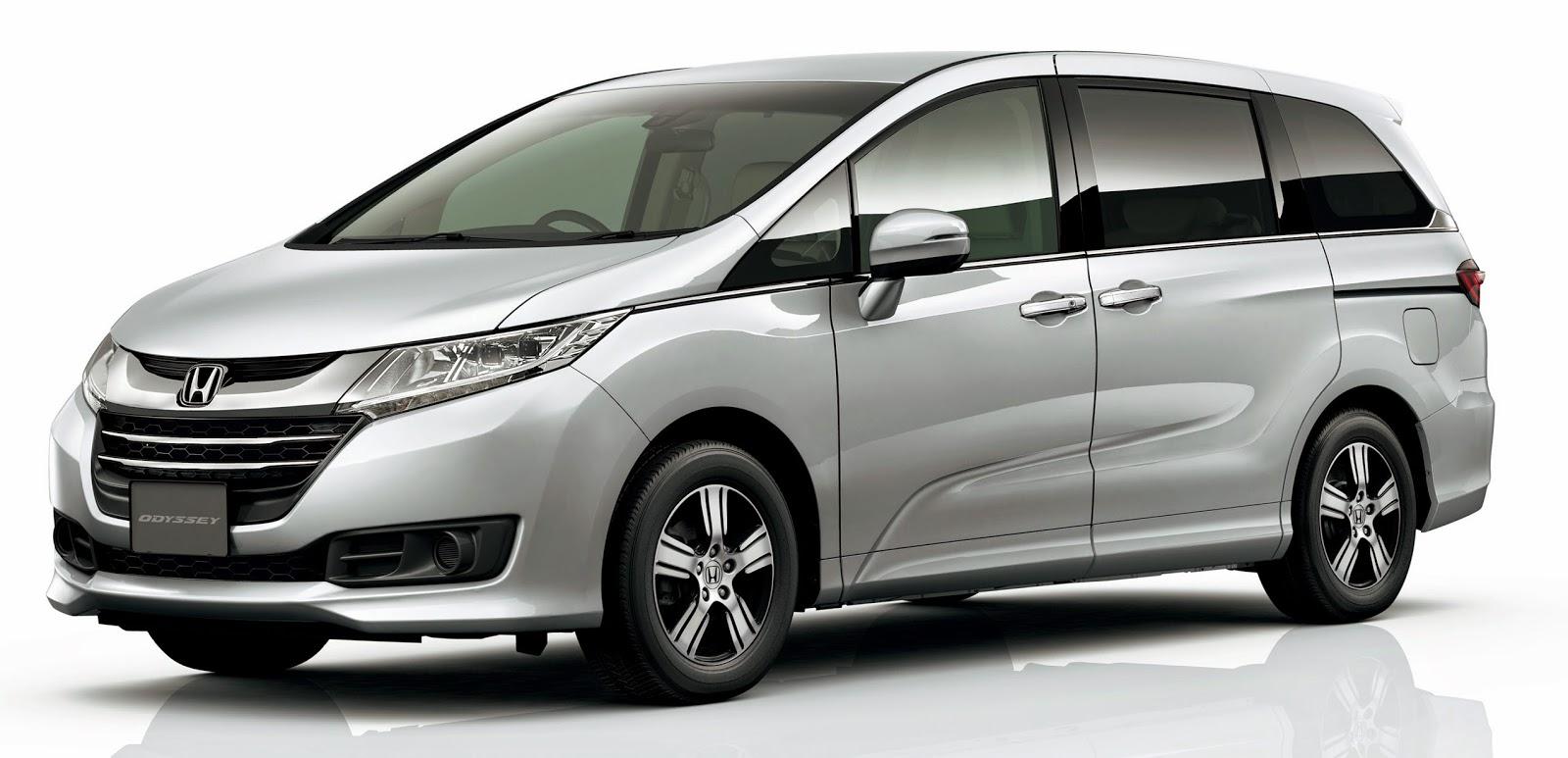 Rental Mobil Jakarta Honda Odyssey