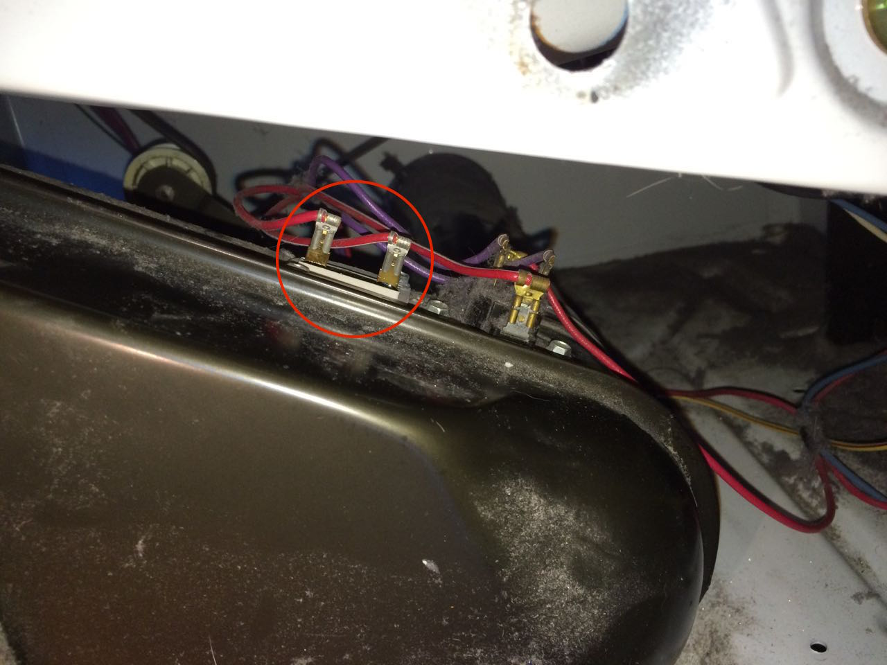 How to Fix a    Kenmore       90       Series    Gas Dryer That Will Not Heat  Share Your Repair