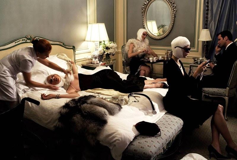 Los 10 fotógrafos de moda más prestigiosos: Steven Meisel