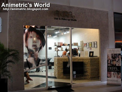 Akira Hair & Make-up Studio A Venue Mall