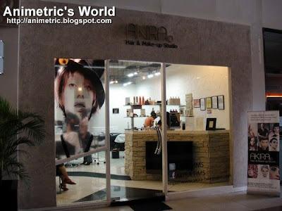 Akira Hair & Make-up Studio A Venue Mall