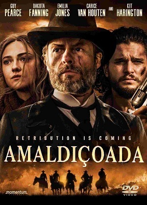 Amaldiçoada BluRay Filmes Torrent Download capa