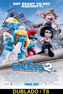 Assistir Os Smurfs 2 Dublado 2013 Online