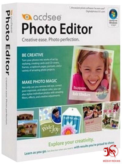ACDSee Photo Editor v6.0.313 Incl Keymaker Free Download