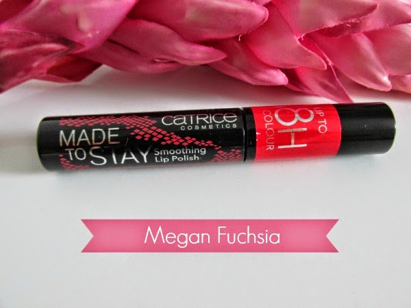 Catrice Made to Stay Smoothing Lip Polish Megan Fuchsia photos, reviews, swatches