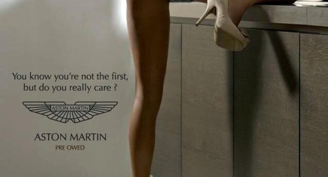 Falso anúncio da Aston Martin copiado à BMW gera polémica