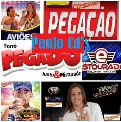 Paulo Cd's o Moral de Carnauba
