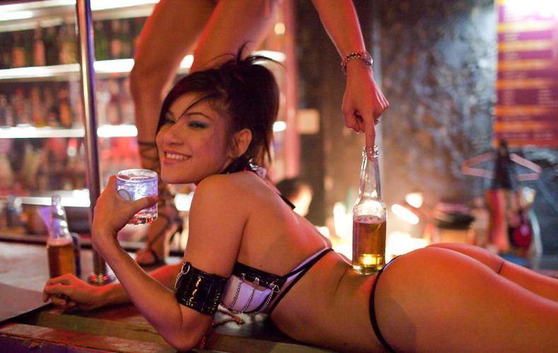 paradise prostituée